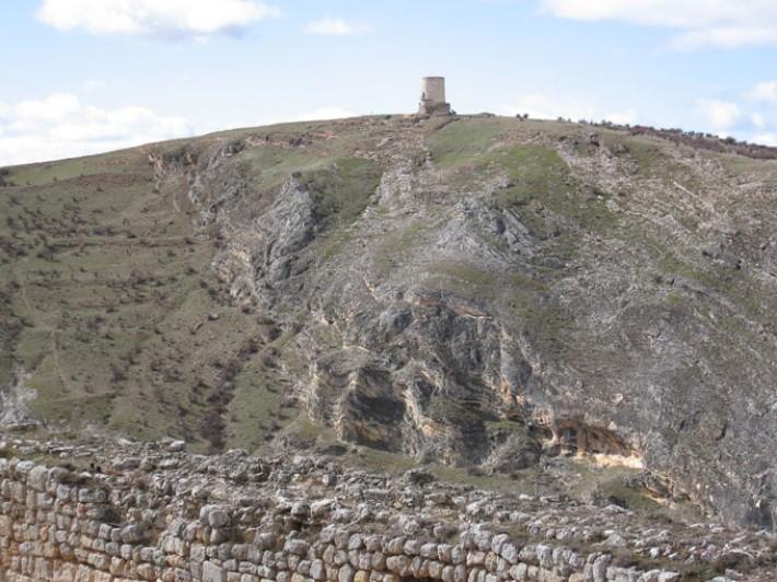 El barranco de Alcoceba