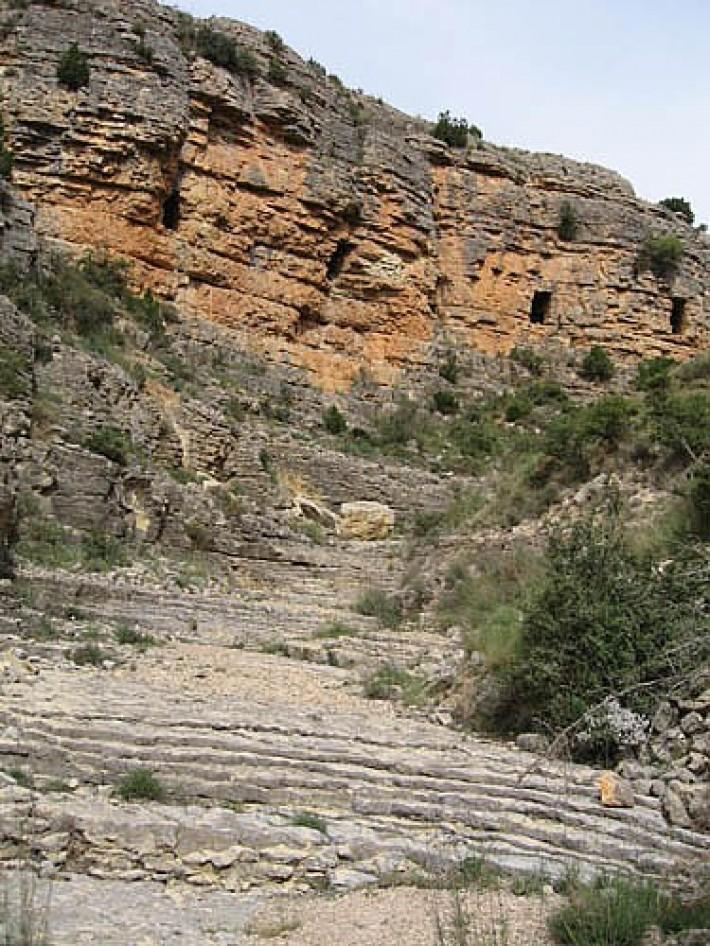 Acueducto romano de Albarracín